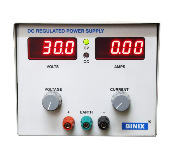 Singal Channel Power Supply (Front)